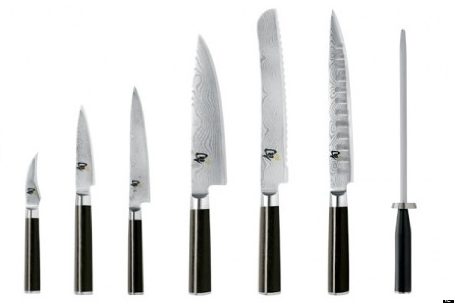 essential kitchen knives the only 3 you really need huffpost. Black Bedroom Furniture Sets. Home Design Ideas