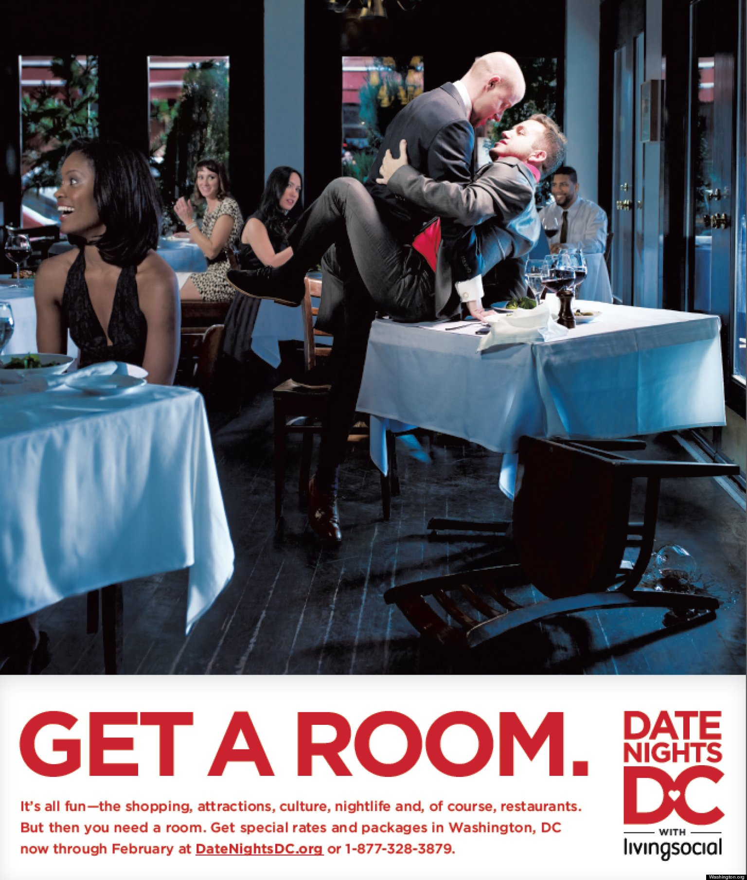 Date nights in dc