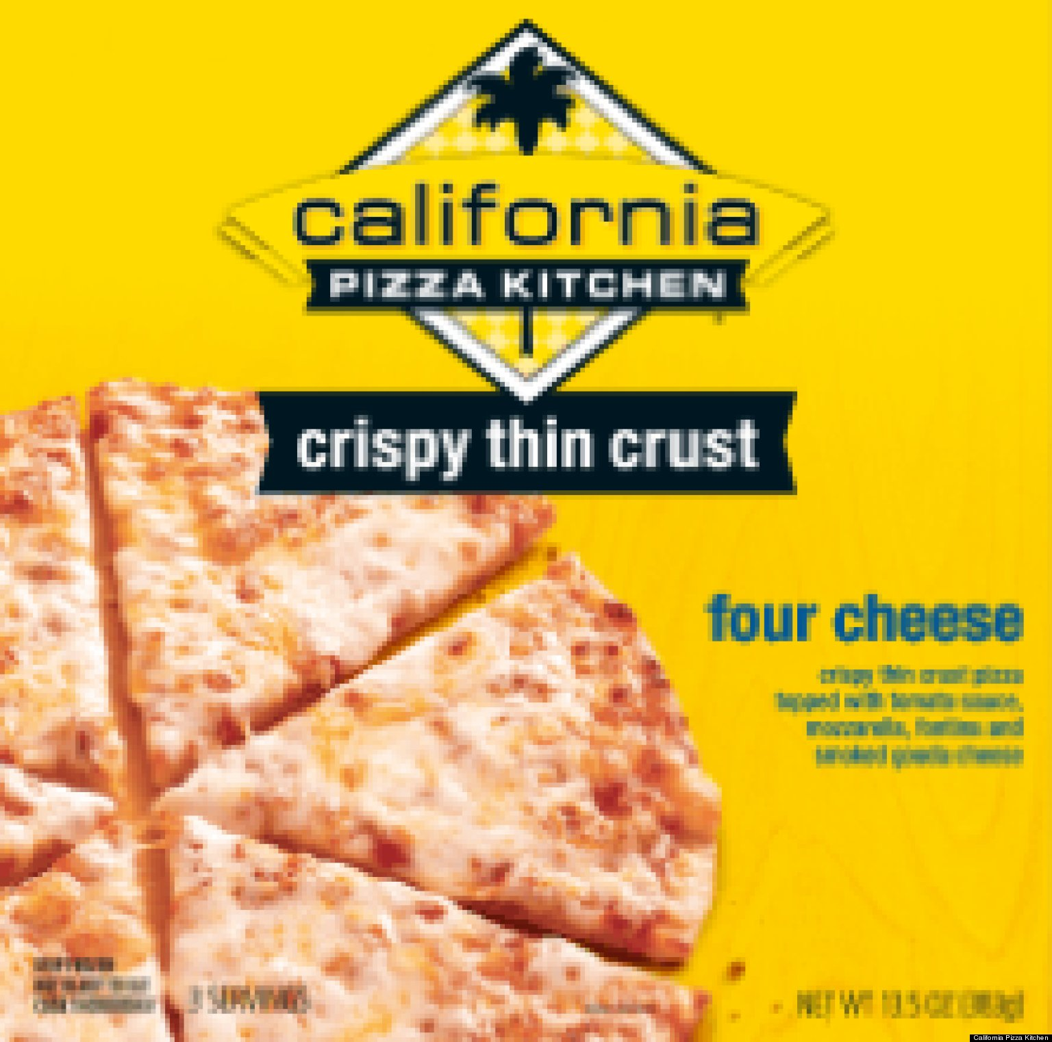 California Pizza Kitchen Restaurant Nutrition