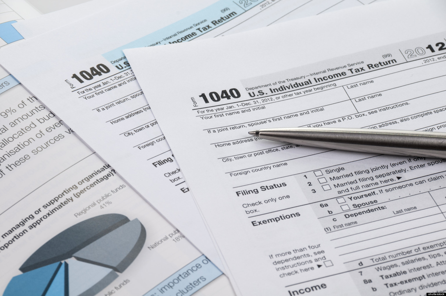 Divorce Tax Tips Five Most Common Tax Questions Huffpost