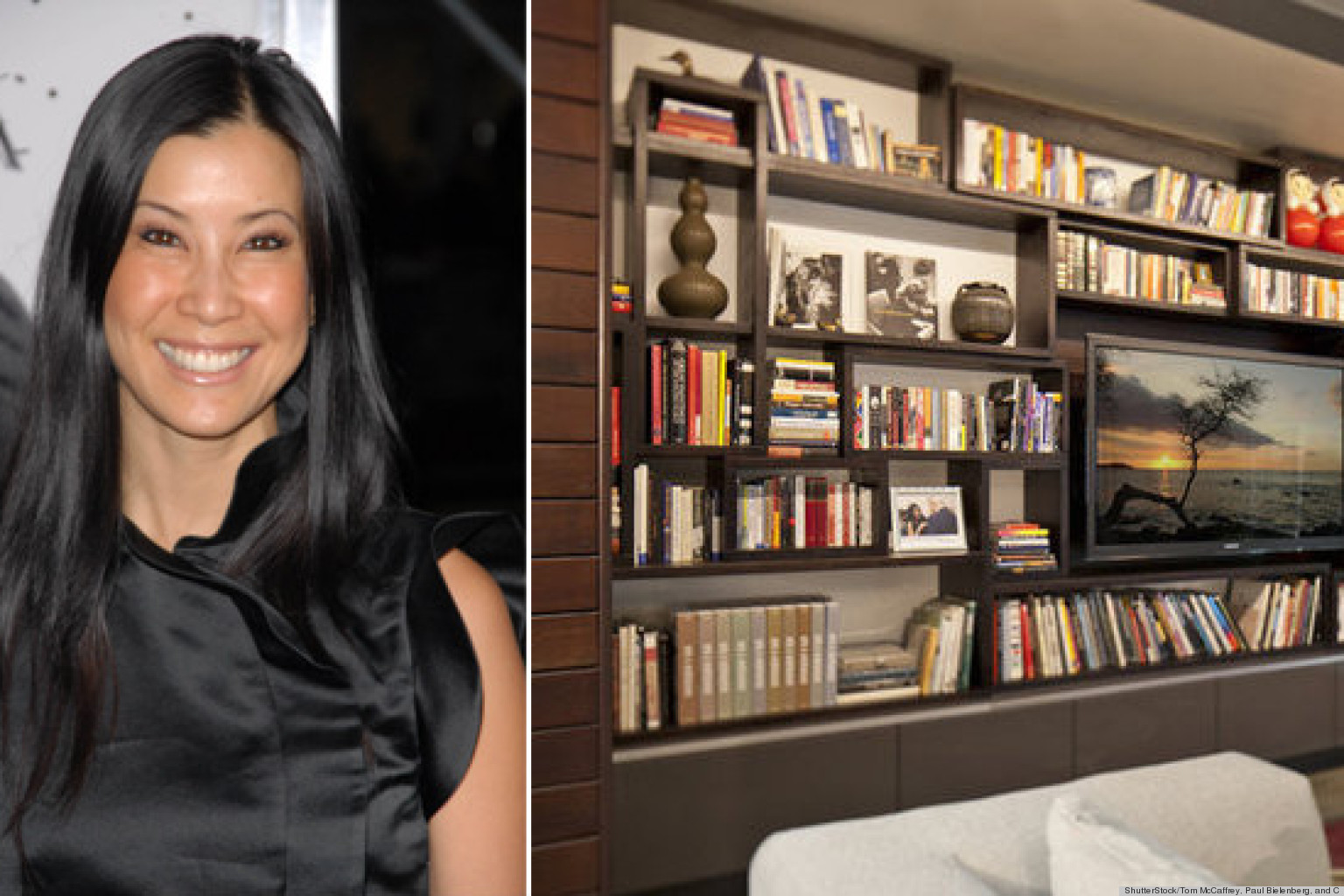 Lisa Ling S Home Holds Secrets To Stress Free Living Photos Huffpost