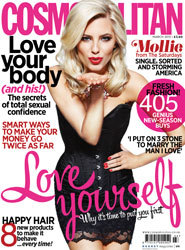march cover cosmopolitan