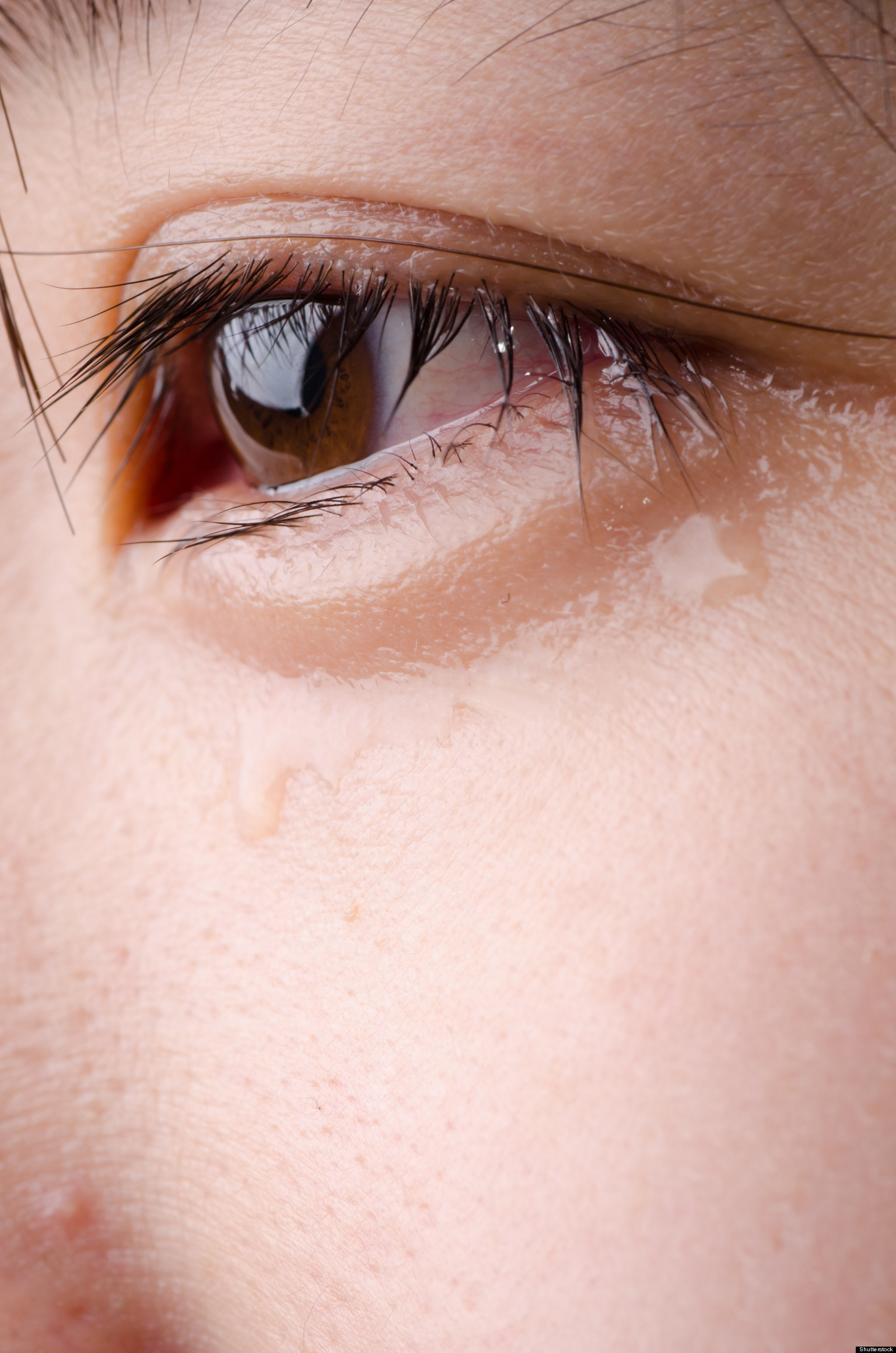 Crying science why do we shed tears when we 39 re sad - Sad girl pictures crying ...