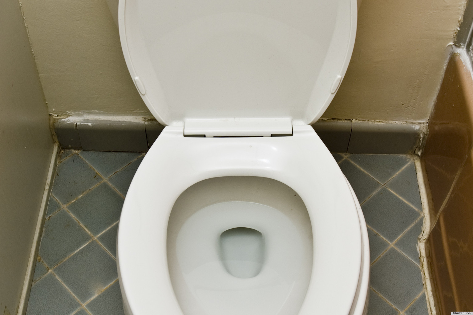 Remove Rust Stains From Your Toilet With A Pumice Stone To Make It ...