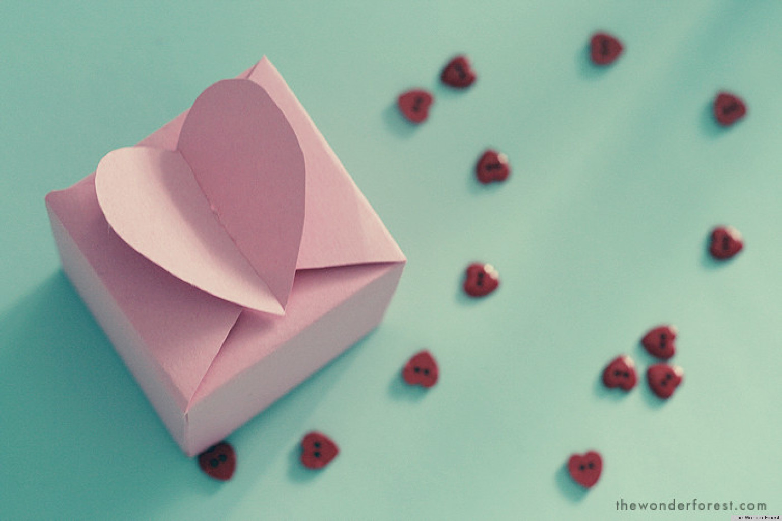 valentines day ideas craft these lovely favor boxes huffpost - Valentines Day Gifts Idea