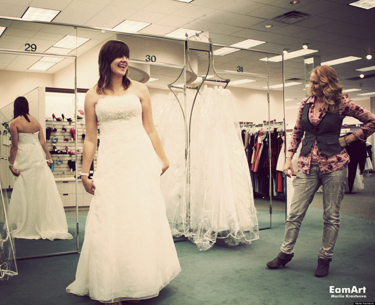12 Wedding Dress Shopping Tips To Make Saying Yes Less Stressful - Wedding Dress Stores Indianapolis