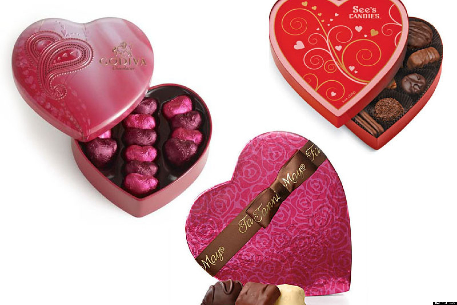 valentine u0027s day chocolates the best and the worst huffpost