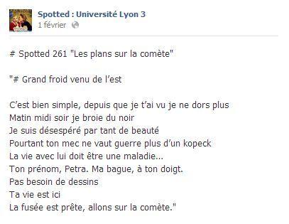 facebook spotte