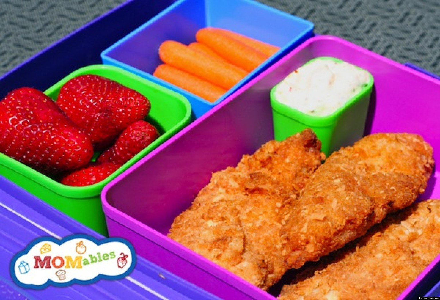school lunch project homemade chicken strips huffpost