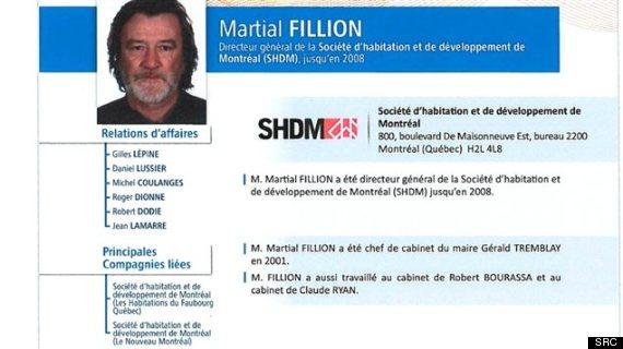 fillion martial