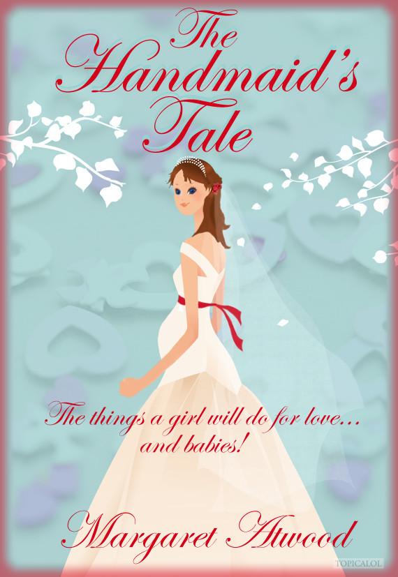 handmaids tale spoof