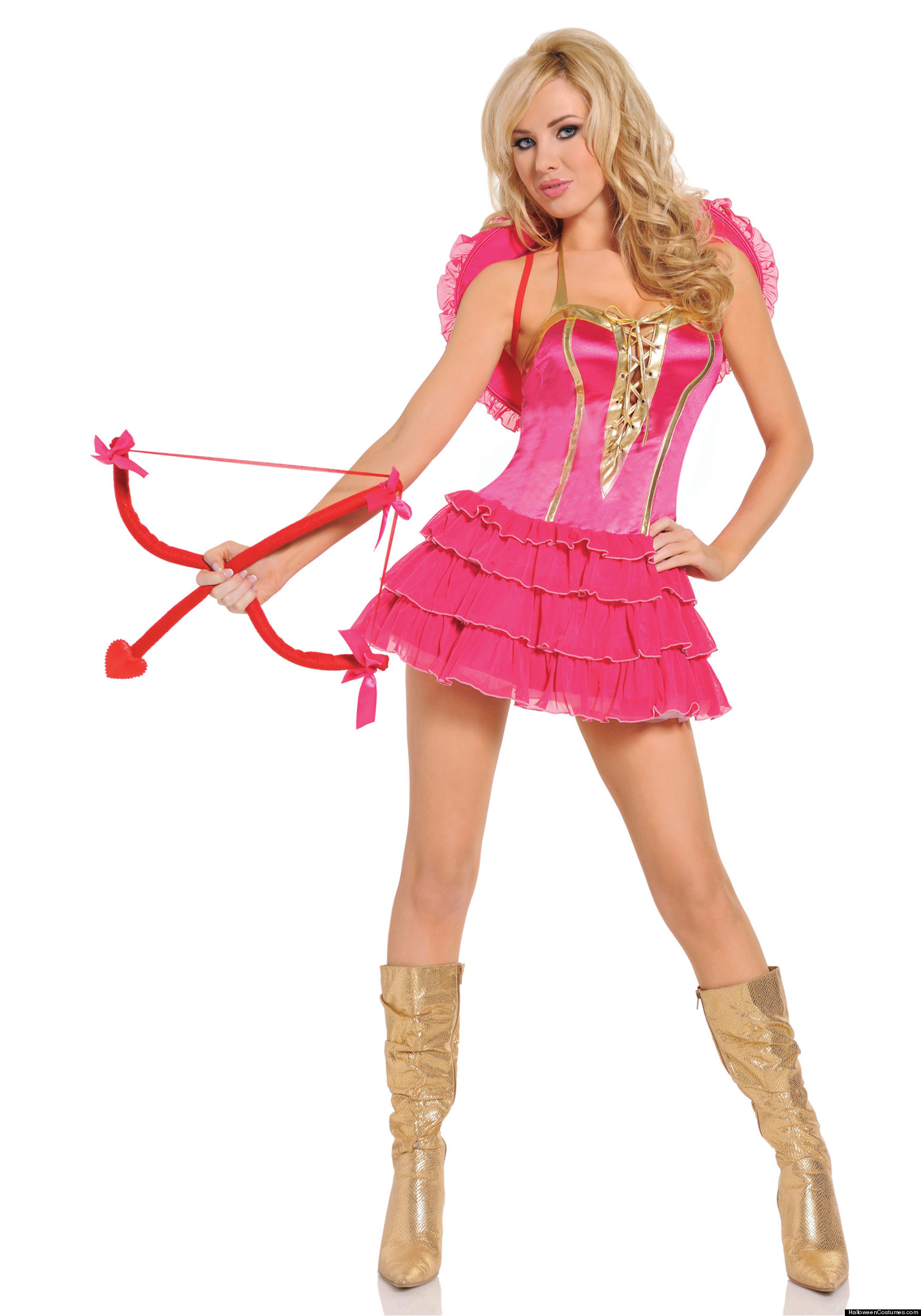 Bizarre Valentines Day Gift Guide: Sexy Cupid Outfit