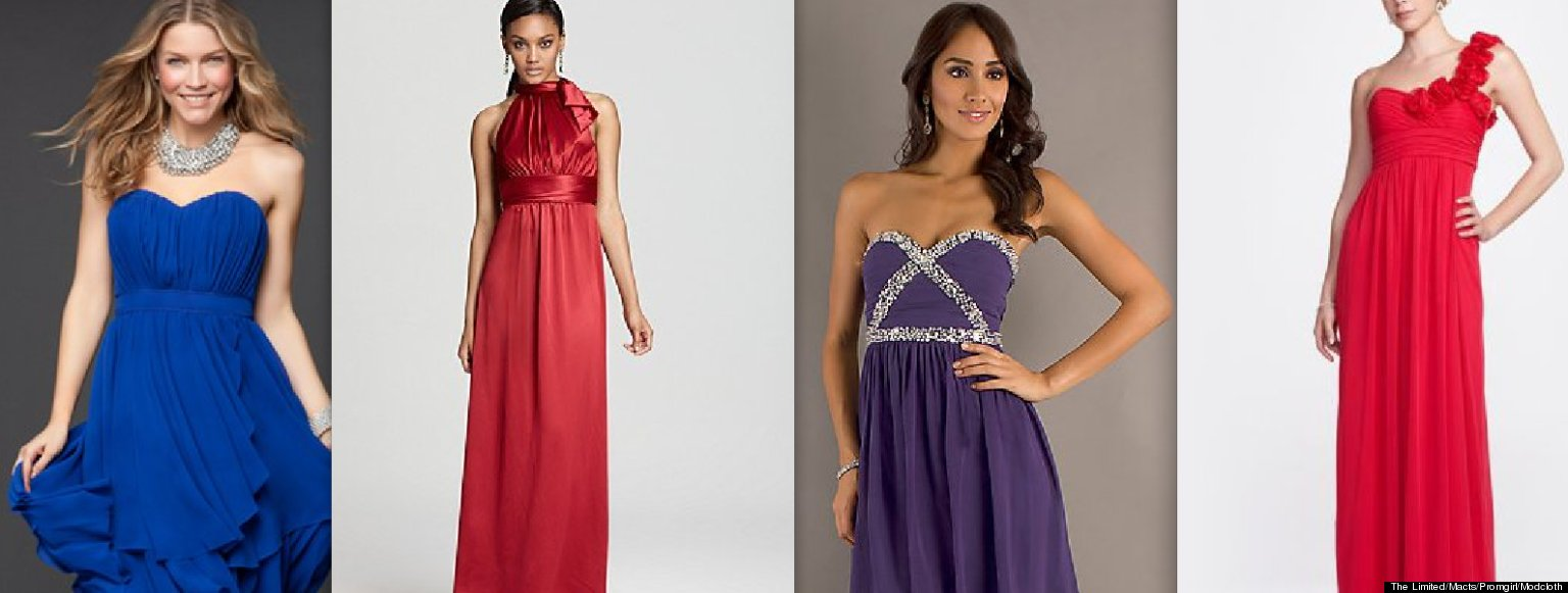 Prom Dresses 2013: 100 Pretty, On-Trend Looks For Prom This Year ...