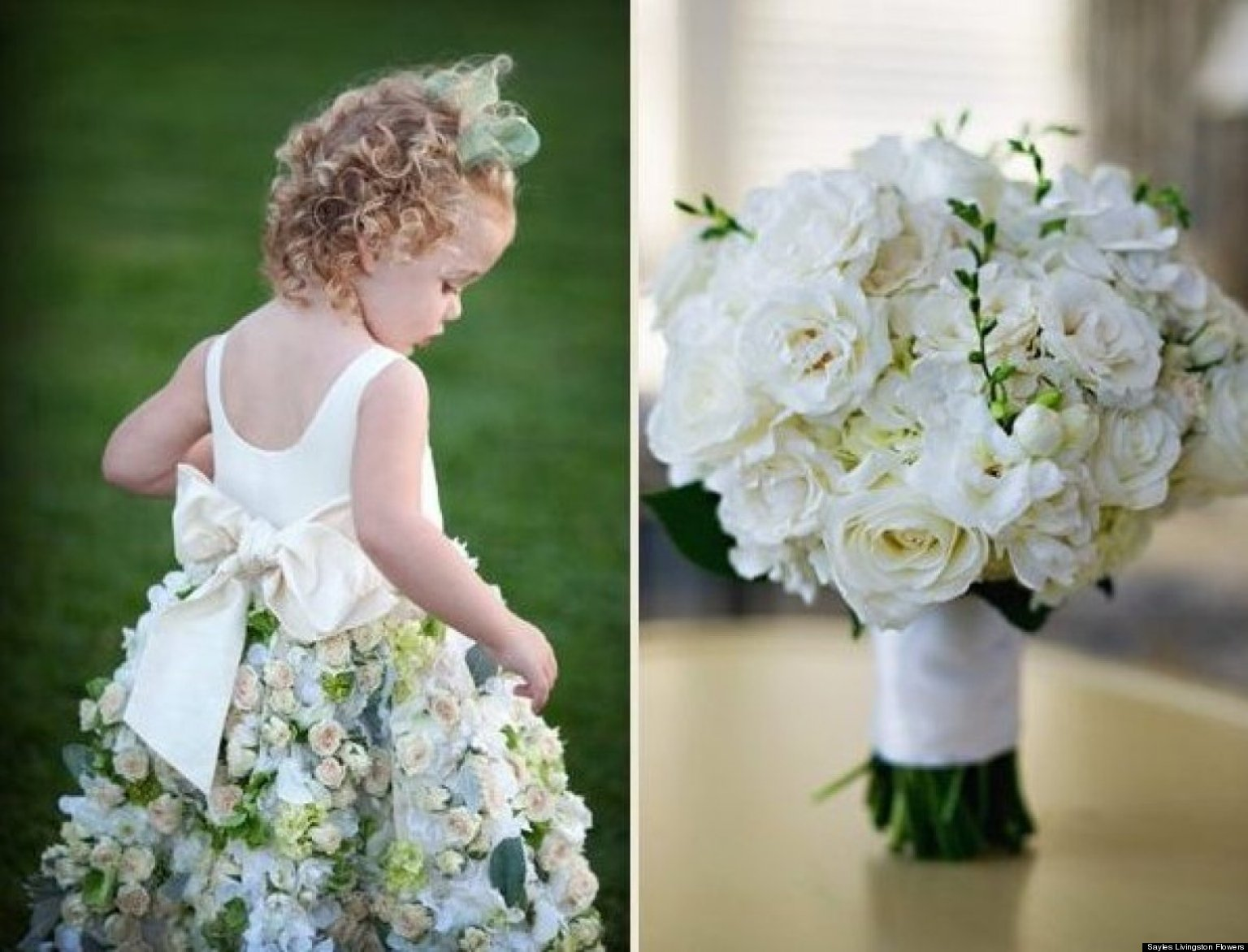 The new modern 8 wedding flower trends and ideas for 2013 huffpost junglespirit Gallery