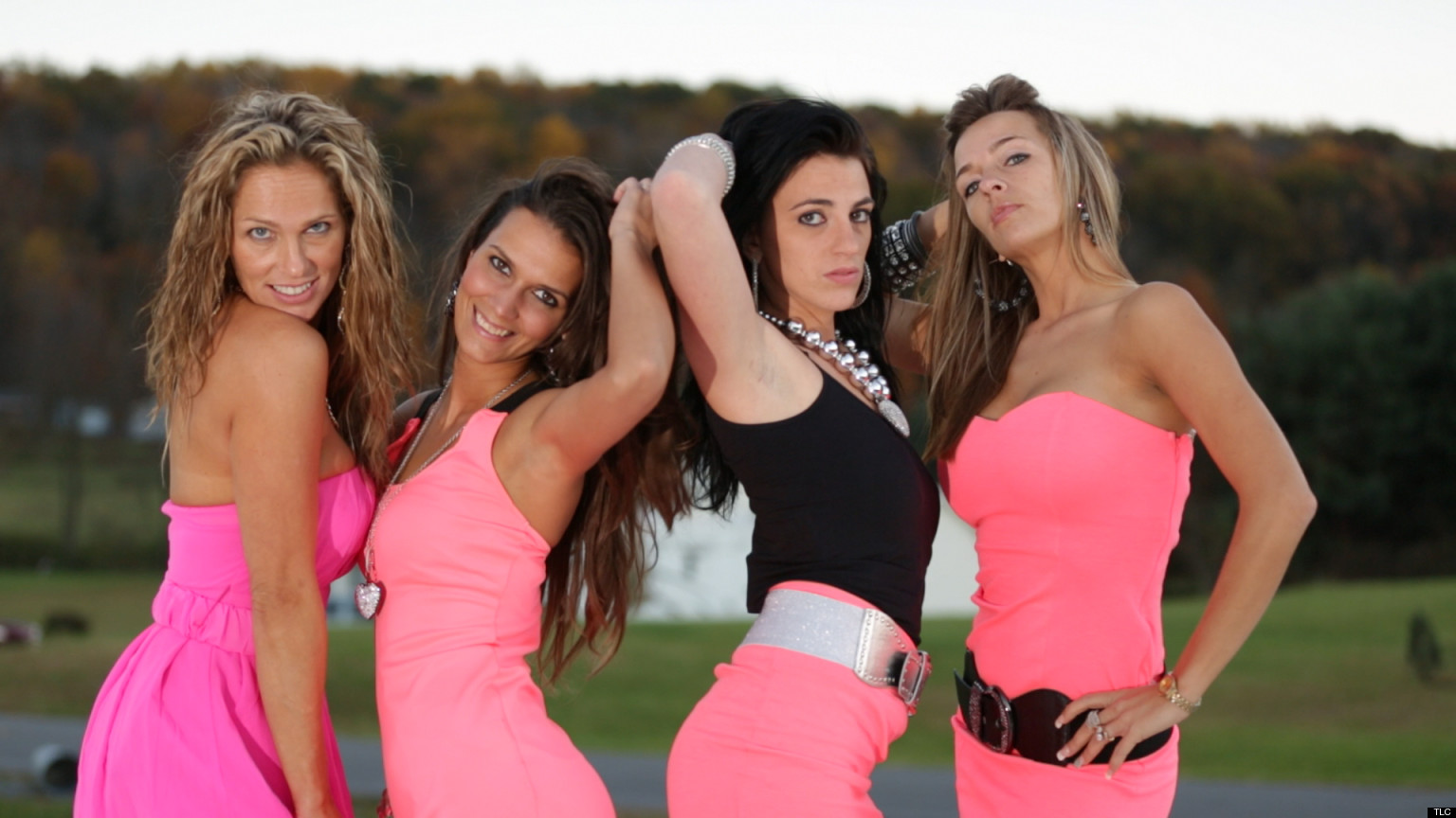 Gypsy Sisters Reveal Motor Oil Tanning Secrets On New TLC Series EXCLUSIVE VIDEO