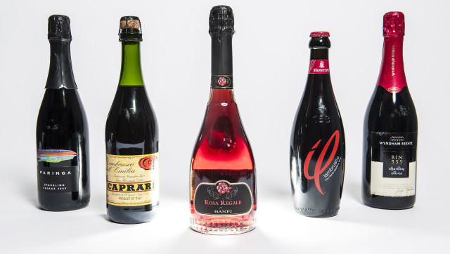 The Best Lambrusco And Sparkling Red Wines Our Taste Test Results