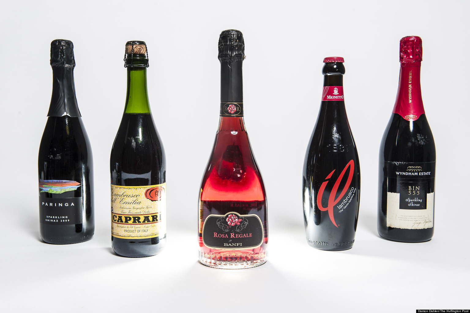 The Best Lambrusco And Sparkling Red Wines: Our Taste Test