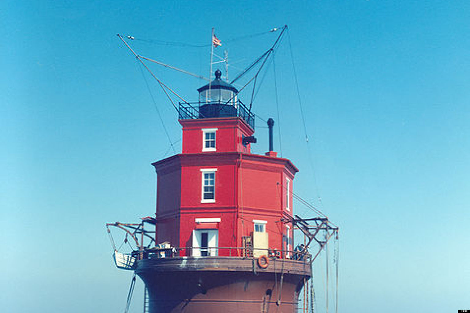 Virginia lighthouse for sale wolf trap lighthouse comes with virginia lighthouse for sale wolf trap lighthouse comes with waterfront property weird history photos huffpost sciox Image collections