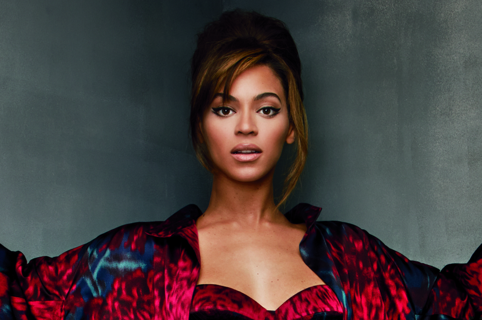 beyonce on vogues march 2013 cover is unsurprisingly