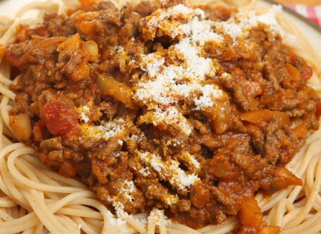 horsemeat tesco spaghetti