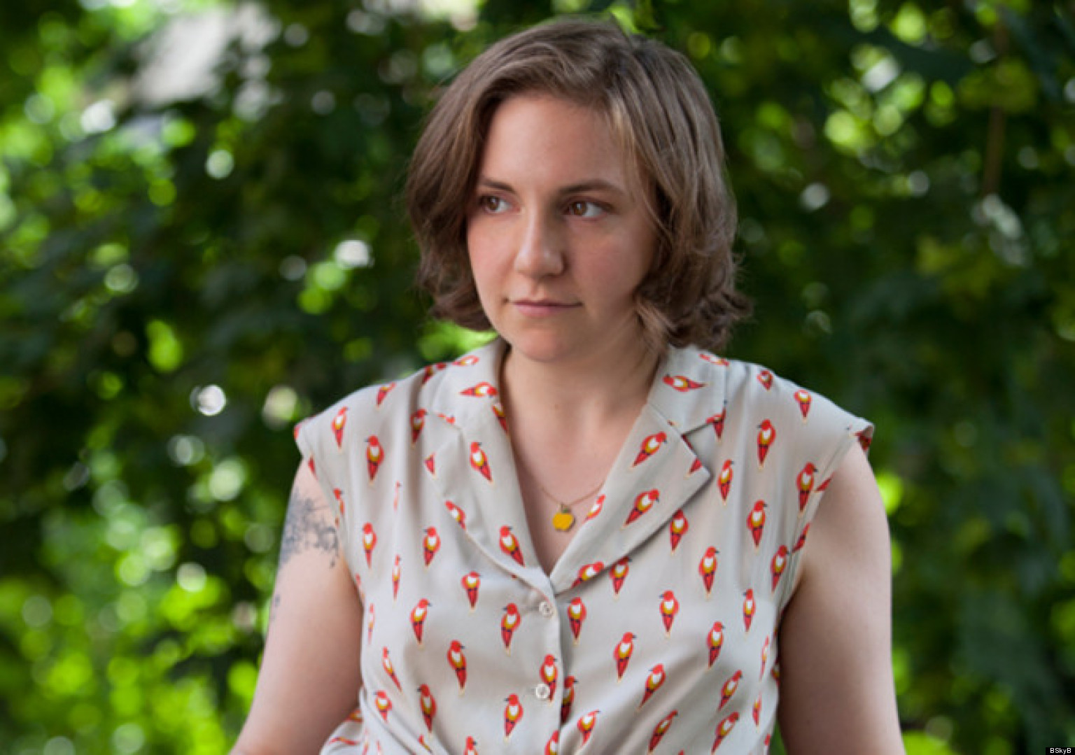 On Seeing Lena Dunham Naked | HuffPost