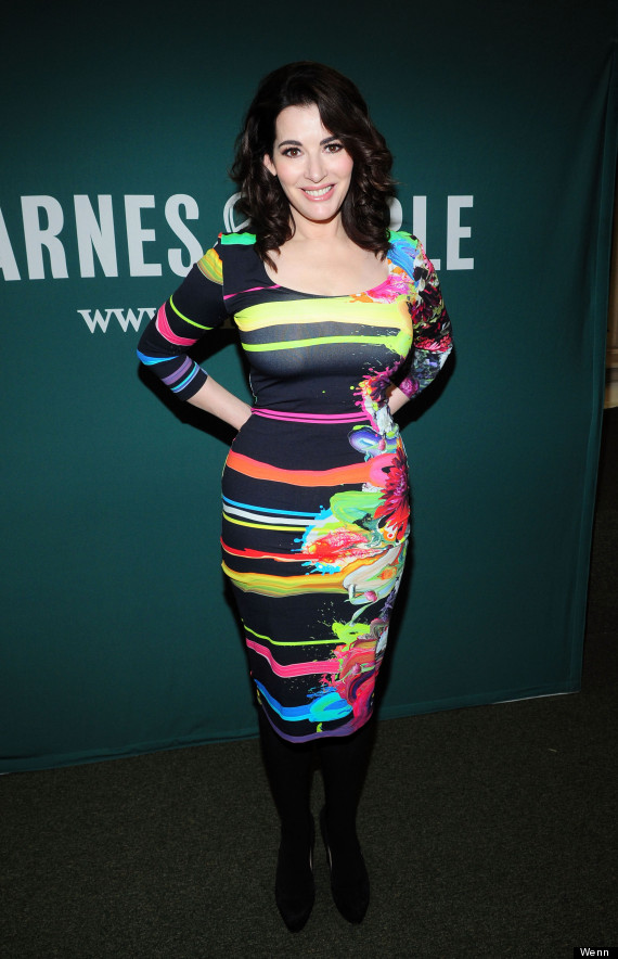 nigella lawson nigellissima book launch new york