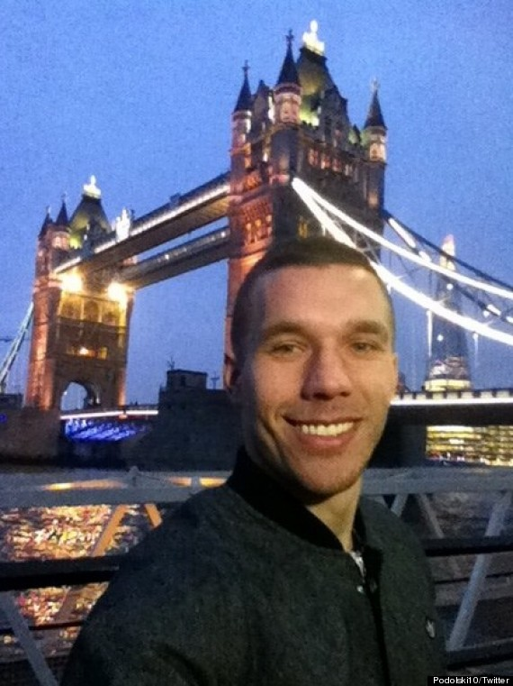 lukas podolski tours london
