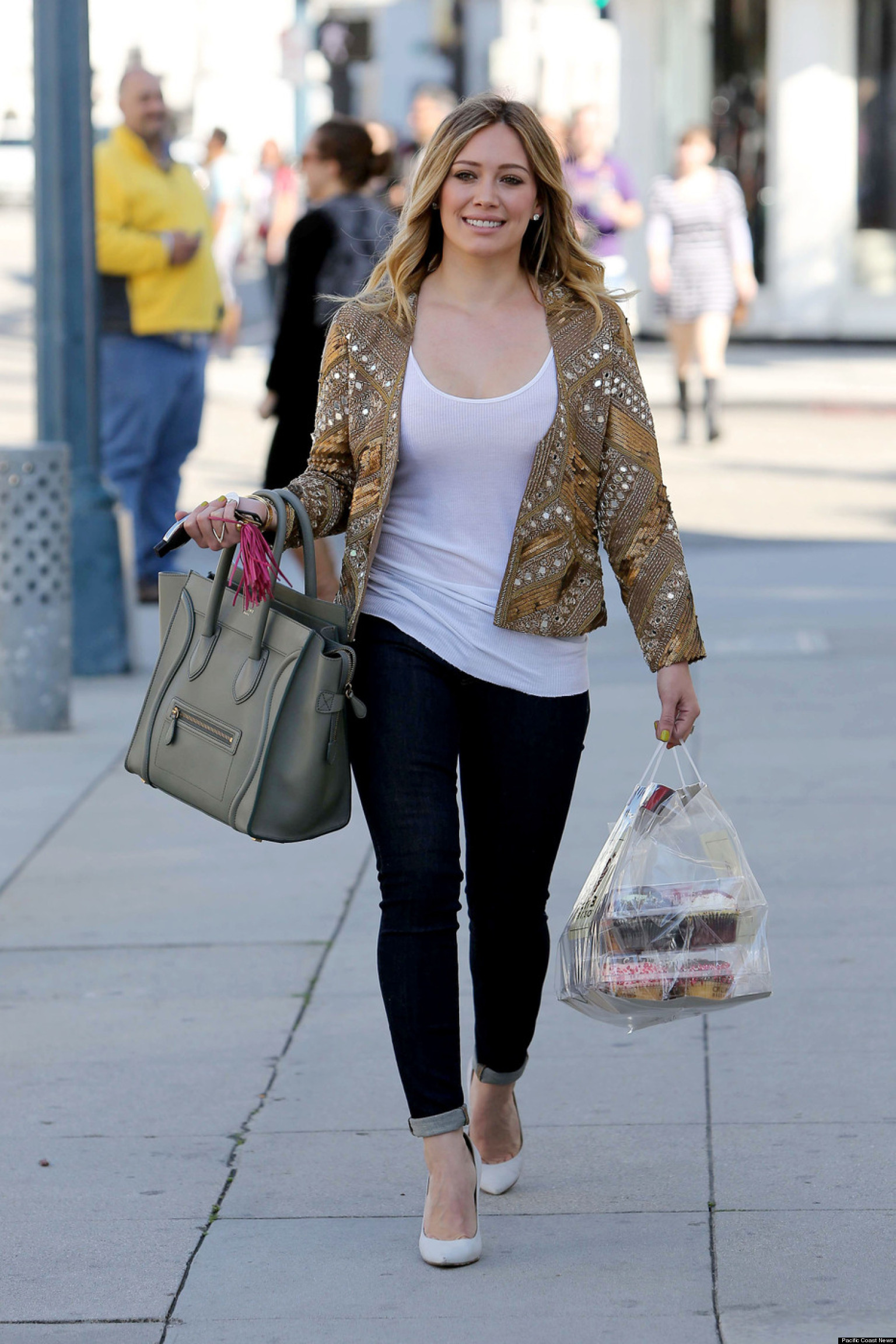 Hilary Duff Weight Loss: Singer Lost 30 Pounds Since ...