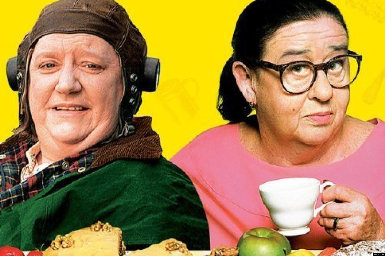 Two Fat Ladies A Valentine S Day Love Letter To Clarissa