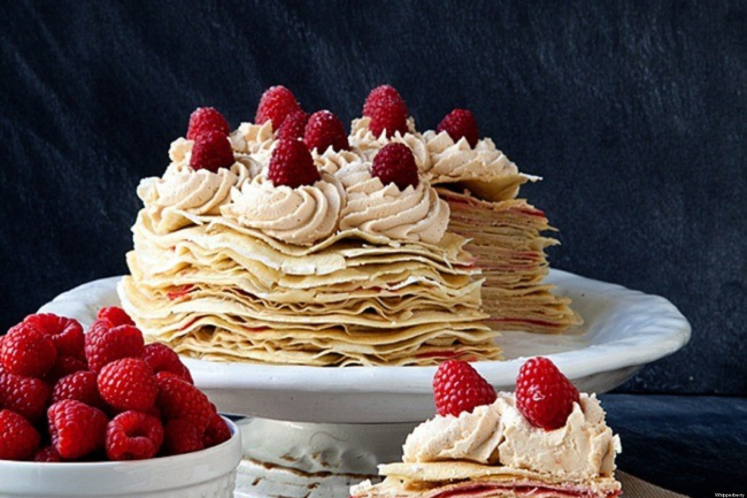 Layered Crepe Cake Recipes: If You Don't Know What Crepe Cake Is, Buckle Your