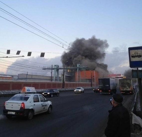 meteor shower hits zinc factory
