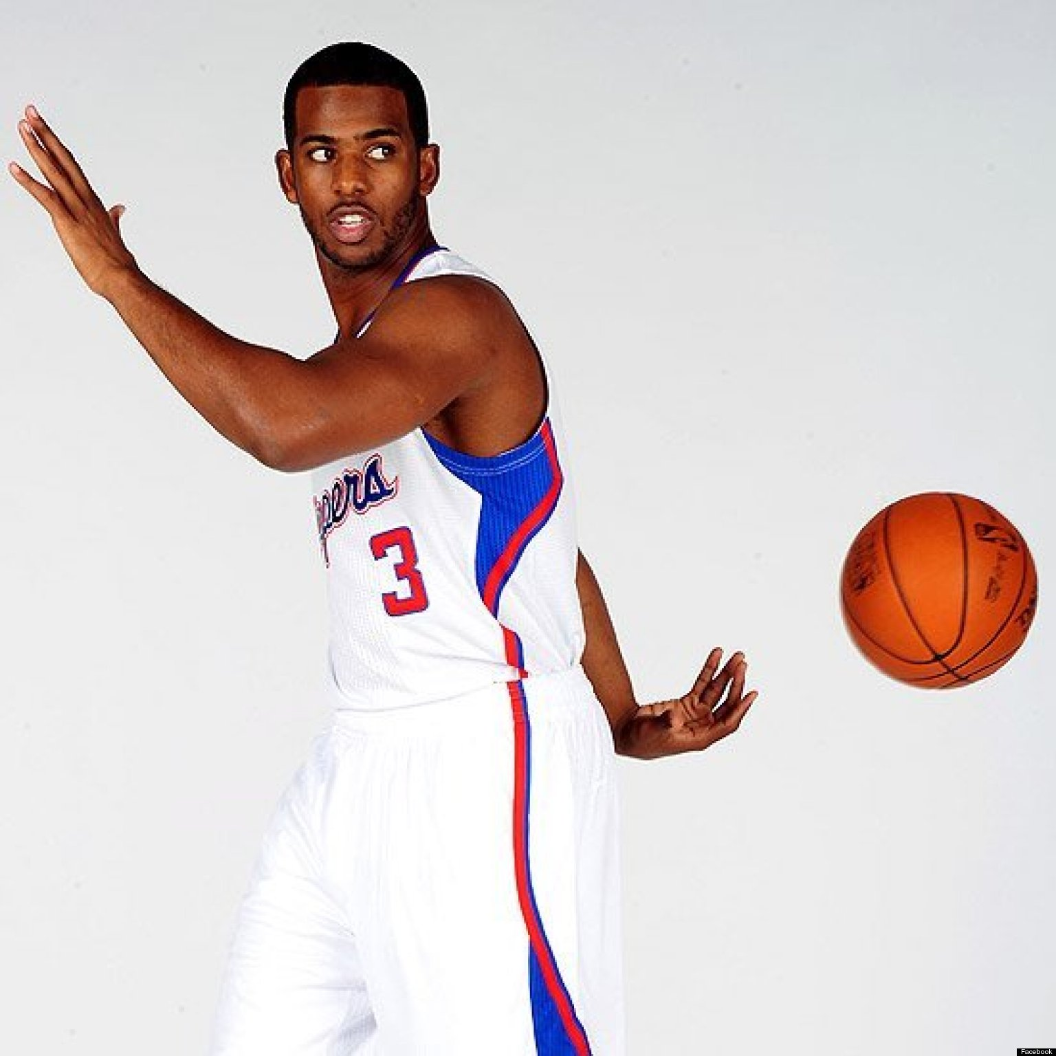 Chris Paul Clippers Move Has Been A Total Life Change PHOTOS